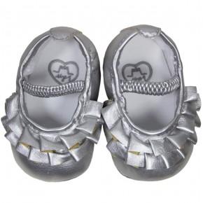 Metallic Baby Shoes