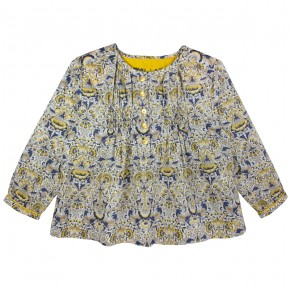 Blouse in Liberty