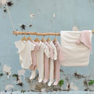 Today, let's cuddle and forget about everything in the world. Kisses, snuggles and love is what the week-end is about.  #chateaudesable #organiccottonbabyclothes #babysets #babygiftideas