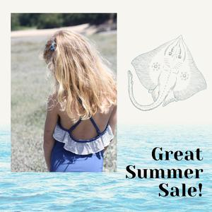 The most perfect way to start the week: get the best of our past summer collections on sale!  Discover our Great Summer Sale, online and in store🌊